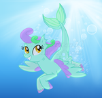 Like Flying in the Sea by atomic-kitten10