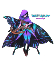 [CLOSED] Battlefly arbalester adopt Auction by visualkid-adopts