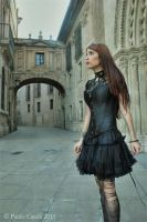 Gothic Dreams by Pablo Catala by LadyBansh3e