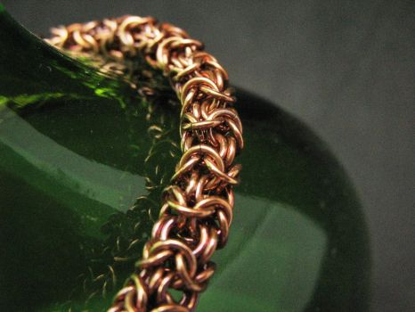 Copper Turkish Roundmaille by andrewk1969