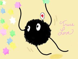 True Love...for a Soot by lilArtiste