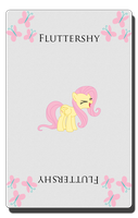 Fluttershy Card by pims1978