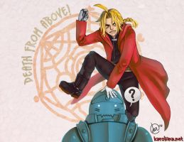FMA: Death from Above. by Landale