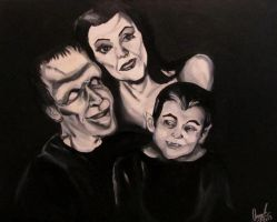 The munsters by AmandaPainter87