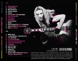 Madonna - Stick And Sweet Tour by MarieJoo