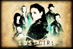 Lost Girl Wallpaper by ForsakenDusk