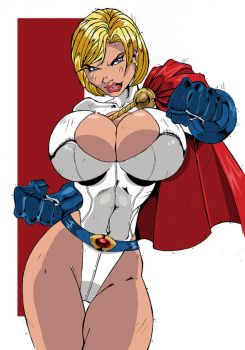 Power Girl by Gaitar