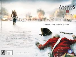 Ignite the Revolution by AssassinsCreedChile
