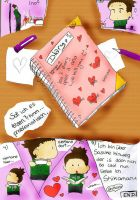 shika and inos diary by Nonazka