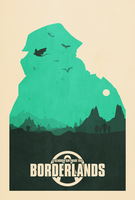 Welcome to Pandora - Borderlands Poster by edwardjmoran