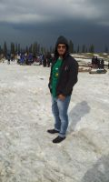 At Gulmarg (may 6th) by krishsajid