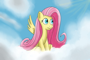 Flutterclouds by Dragonfoorm