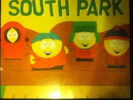 South Park Poster 1 by Snow-Feather1203