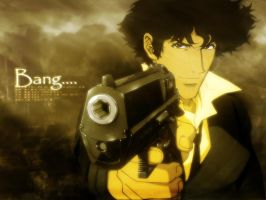 Cowboy Bebop by slashL