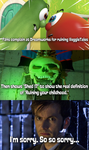 The real definition of 'Ruining your childhood' by Percyfan94