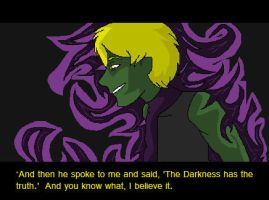B5 -The Darkness Becomes You- by rentao101