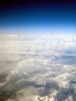 In the Sky Again Stock 3 by SimplyBackgrounds