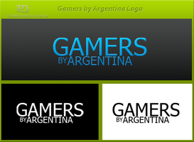 Gamers By Argentina Logo by nekarg