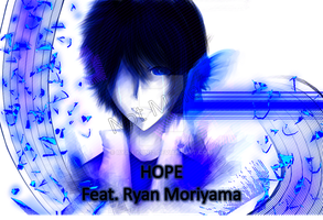 [UTAU] Hope [Ryan Moriyama] by ryan-kun12