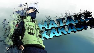 Hatake Kakashi Wallpaper by Jessy08