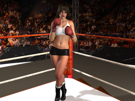Heel - The Brooklyn Bomber by cpunch