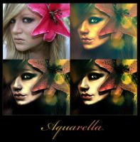 Before After Aquarella by Onceuponatime13