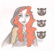 Three Bears by mox-ie