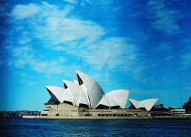 Opera House by michigane