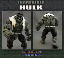 Grey Hulk by Lokoboys