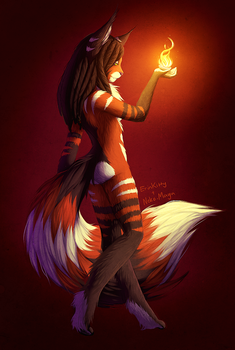 Holy Flames [COLLAB] by Neotheta