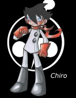 Chiro the monkey kid by Ainu