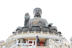 The Big Buddha. by asaluiphotography