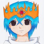 Prince Ice Character Request by xXANJUXx13