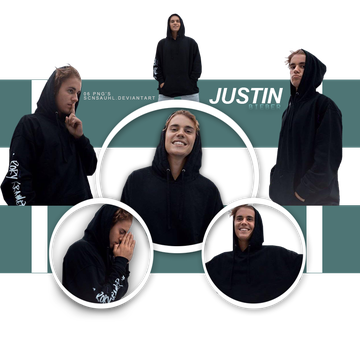 +Justin Bieber | PACK PNG by scnsauhl