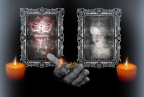 Beyond the Mirrors by Tombstonedust