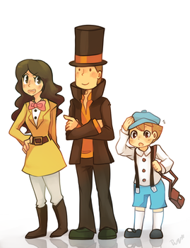 The team by puqqie