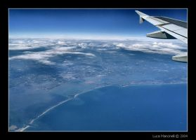 Venice from the sky by Luke-ro