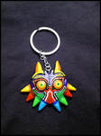 Majora's Mask keychan by CookingMaru