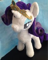 Rarity by perfectlyplushie