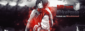 Mikasa Cover by zFlashyStyle