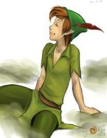 Peter Pan For Her by Redboi