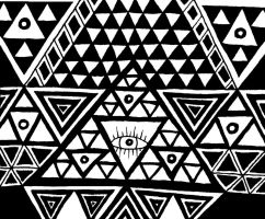 Triangles by Fractalvision