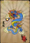 Blue Dragon - Final by iosa