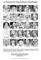 Rei expression challenge by javvie