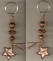 Keychain: Forever Chagrin by Aliehs