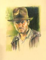 TrevorGrove Indiana Jones by TrevorGrove