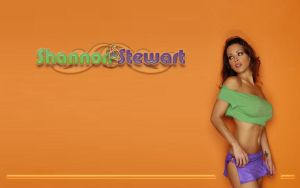 Shannon Stewart sexy hot color by magXlander