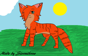 Firestar by LoveMoonspirit