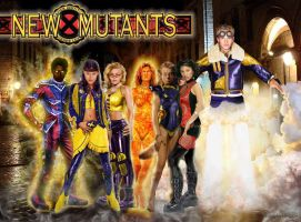 New Mutants - Class Reunion by Angelophile