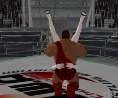 Tombstone piledriver standing 3.1 by Umbacano100